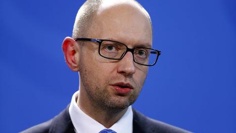Ukraine lost $3bn over conflict in Donbas - Yatsenyuk | Global politics | Scoop.it