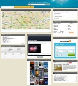12 Ways to Use Netvibes in theClassroom   Zukunft des Lernens   Scoop.it