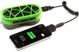 PowerTrekk, the world's first portable hydrogen fuel cell charger, which can power your devices using water. | Technology in Business Today | Scoop.it