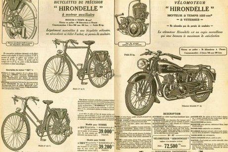 L'ancêtre du vélomoteur motorisé par les Blayais - Sud Ouest | GenealoNet | Scoop.it