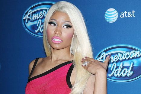 Nicki Minaj Wigs Out On 'The Other Woman' Movie Set - MTV.com (blog) | Hair There and Everywhere | Scoop.it