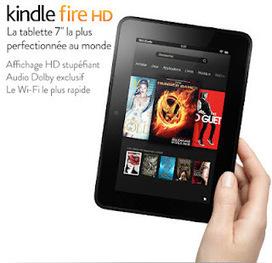 Vidéo de la tablette Kindle Fire HD 7 pouces d'Amazon   Kindle Fire France - Communauté Kindle Fire   Kindle Fire France.Fr -  La communauté Kindle Fire   Scoop.it