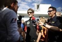 F1 - Grosjean: «La victoire ne va pas tarder»   Auto , mécaniques et sport automobiles   Scoop.it