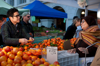 USDA Blog » New API Helps Satisfy the Nation's App-etite for Farmers Markets | Yellow Boat Social Entrepreneurism | Scoop.it