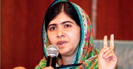 Malala, une ado prix Nobel de la paix | Actualités , Reference , Buzz Topics | Scoop.it