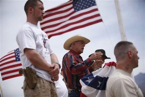 Range showdown draws armed supporters to Nevada : Stltoday | Veterans | Scoop.it