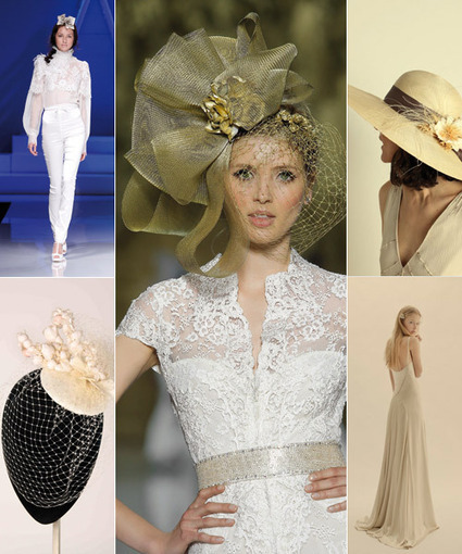 Especial Novias 2013 (1). Vestidos nupciales y diseños en blanco ... - RTVE | Tu Foto de Bodas | Scoop.it