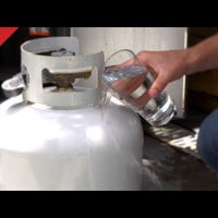 Estimate How Much Propane is Left in Your Tank with a Glass of Water | Troy West's Radio Show Prep | Scoop.it
