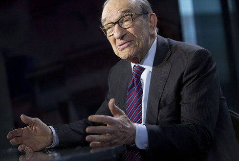 Greenspan Says Stocks to See 'Significant Correction' | EconMatters | Scoop.it