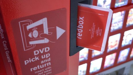 Redbox will close over 500 of its movie-rental kiosks this year | CSUCI MGT307 Summer 2014 | Scoop.it