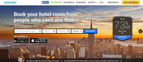 @RoomerTravelcloses $5M round, begins reselling hotel reservations on metasearch #startup | eT-Marketing - Digital world for Tourism | Scoop.it