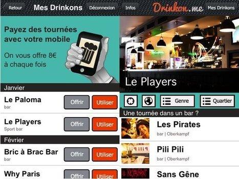 Découvrez Drinkon.Me, les coupons pour boire moins cher! | Web Marketing Magazine | Scoop.it