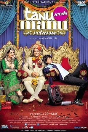 Tanu Weds Manu Returns (2015) Hindi DVDScr 700mb | 9xmovies | Latest Video Songs | Scoop.it