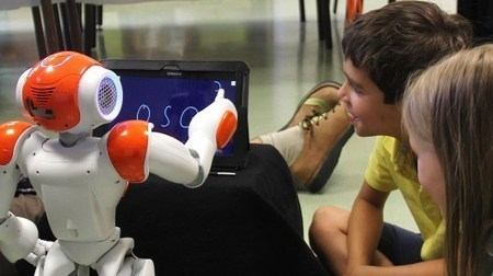 Children learn to write by teaching robots | Educational Technology and New Pedagogies | Scoop.it