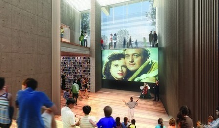 New York Library / TEN Arquitectos | library design, library architecture | Scoop.it
