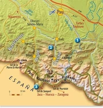 Pyrénées Atlantiques : Barétous, Aspe, Ossau - Les Pyrénées | Randonnées Pyrénées | Scoop.it
