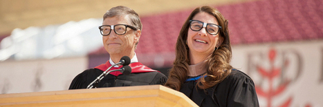 career: Bill and Melinda Gates tell Stanford grads: Channel empathy with optimism 06-17 | Empathy | Scoop.it