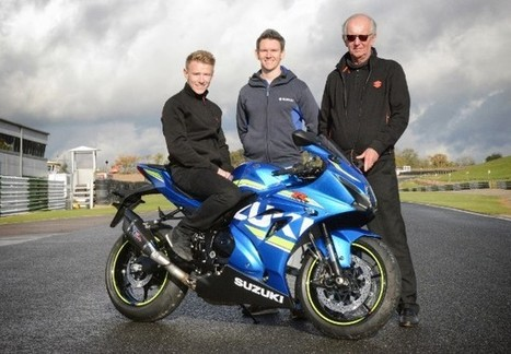Suzuki and Hawk Racing join forces for 2017 MCE BSB assault | Motorcycle Racing | Scoop.it