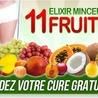 A blend of 11 fruits