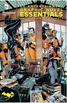 DC Entertainment Graphic Novel Essentials and Chronology 2014 | DC Comics | 9781401252519 | NetGalley | Biblio Bulletin | Scoop.it