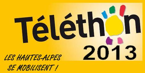 TELETHON 2013 | Ca bouge dans le 05 ! | Scoop.it