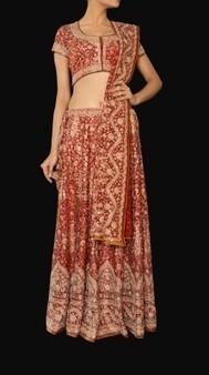 Shop Online - Ritu Kumar - Designer Bridal Lehenga Choli   Indian Wedding Clothes   Scoop.it