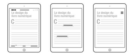 Les 3 interfaces du livre numérique   Le livre numérique en Bibliothèque   Scoop.it