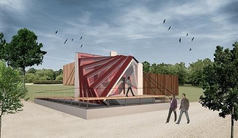 Habitat du futur : découvrez les 4 projets français en compétition | Vous avez dit Innovation ? | Scoop.it