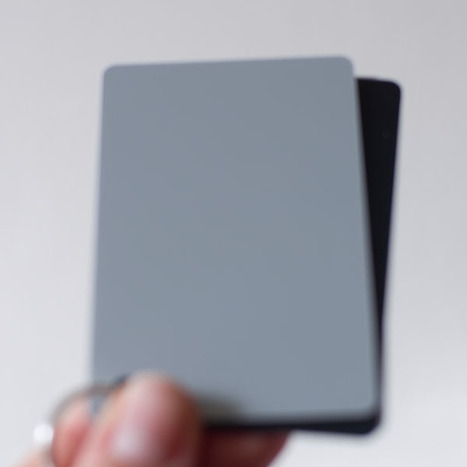 A Simple Solution to White Balance and Exposure: The 18% Gray Card | Photography Digest | Scoop.it