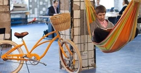 Le coworking et la génération Y   Equitable & durable   Scoop.it