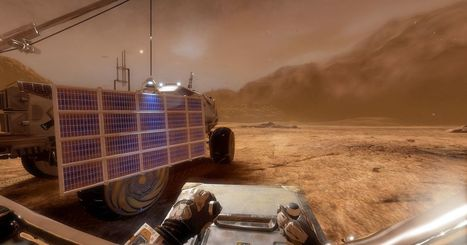 'The Martian' VR experience comes home | TV, Cinema, Gaming, VR - AR | Scoop.it