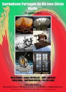 Art : Exposition Surréalisme Portugais du XXI ème siècle à Berlin - Agence Presse (Communiqué de presse) | Art | Scoop.it