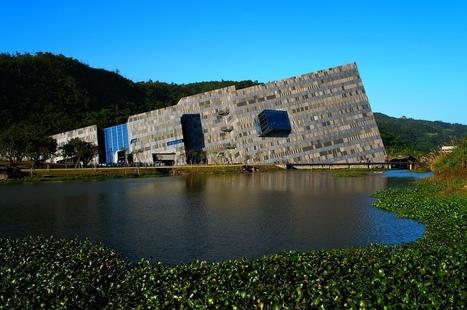 Lanyang Museum / Artech Architects   Designalmic   Designalmic   Scoop.it