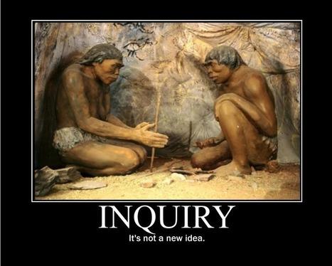 Inquiry. It's not a new idea. - A.J. JULIANI | APRENDIZAJE | Scoop.it