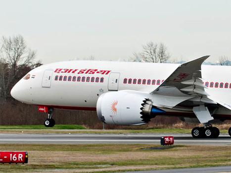 Les Dreamliner d'Air India sont-ils maudits ? | Air Journal | Aviation | Scoop.it