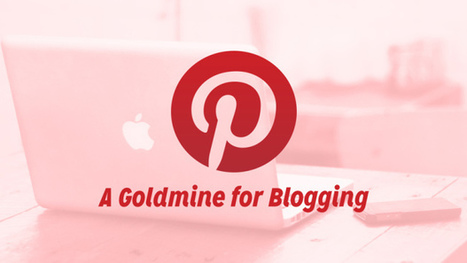 Pinterest: A Blogging Goldmine - Dustn.tv | Small Business Marketing | Scoop.it
