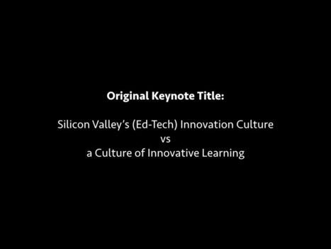"""Against """"Innovation"""" #CNIE2014   """"Innovation"""" Exposed   Scoop.it"""