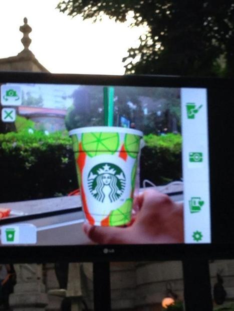 Twitter / JorgeContrerasN: La App de Realidad Aumentada ... | Aumentada | Scoop.it