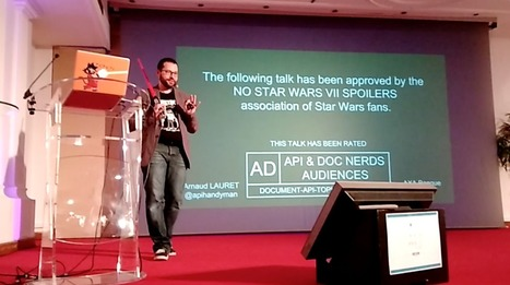 API Days Paris 2015 with a lightsaber | API Magazine | Scoop.it