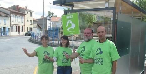 «Rezo Pouce est le premier réseau d'autostop en France» | Innovation sociale | Scoop.it