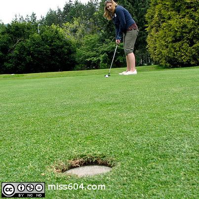 Au putting, passez-vous par le côté des amateurs ? | Nouvelles du golf | Scoop.it