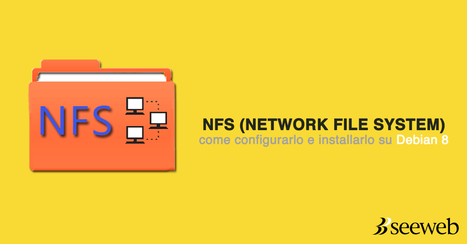 Condividere il filesystem com NFS | seeweb | Scoop.it