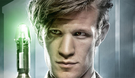 Doctor Who Goes 3D For 50th Special   50th Anniversary Doctor Who   Scoop.it