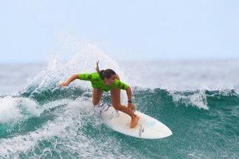 Surf : les jeunes Réunionnais brillent - - Informations Réunion ...   surfinfo   Scoop.it
