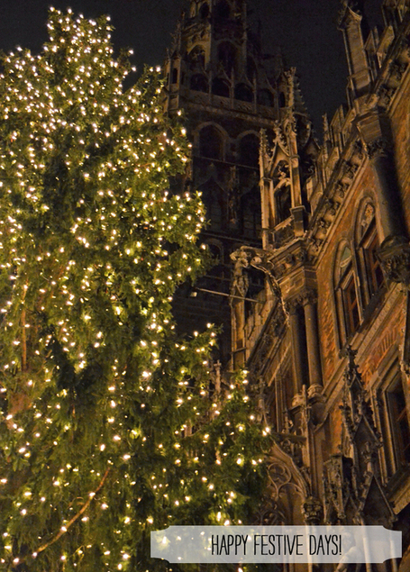 Happy Interior Blog: From Place To Space: Festive Munich | What Surrounds You | Scoop.it