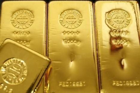 Les contrats à terme sur Or  ont reculé durant la séance en Asie | La revue de presse CDT | Scoop.it