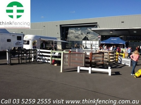 Excellent PVC Picket & Post, Rail Fencing Supplier in Australia   Think Fencing   Scoop.it
