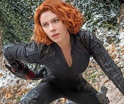 Avengers Age of Ultron Black Widow Jacket | CELEBRITY OUTFITS | Scoop.it
