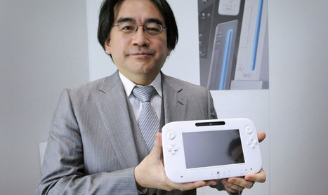 Nintendo chief Satoru Iwata dies | Entrepreneurship, Innovation | Scoop.it