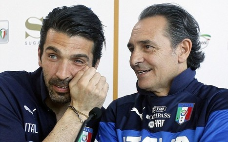 World Cup 2014: Cesare Prandelli's eye on the future shows he is committed to ... - Telegraph.co.uk   Italys prospects in brazil 2014   Scoop.it